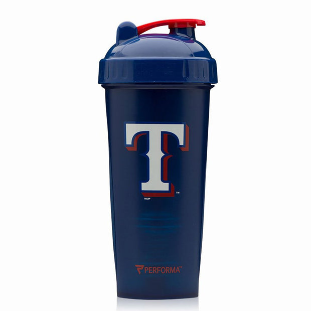 PerfectShaker MLB Texas Rangers Shaker Bottle