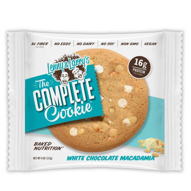 Lenny and Larry's The Complete Cookie White Chocolate Macadamia