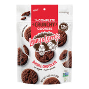Lenny and Larrys The Complete Crunchy Cookie Double Chocolate
