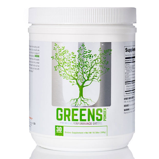 Universal Nutrition Green Supplement Powder