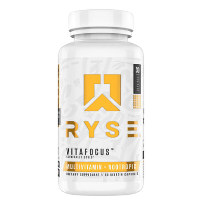 Ryse Supps Multivitamin VitaFocus Supplement