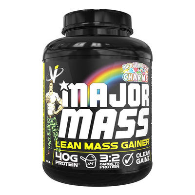 VMi Major Mass Lean Mass Gainer Marshmallow Charms Weight Gainer Protein