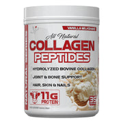 VMi Sports All Natural Collagen Peptides Vanilla Milkshake
