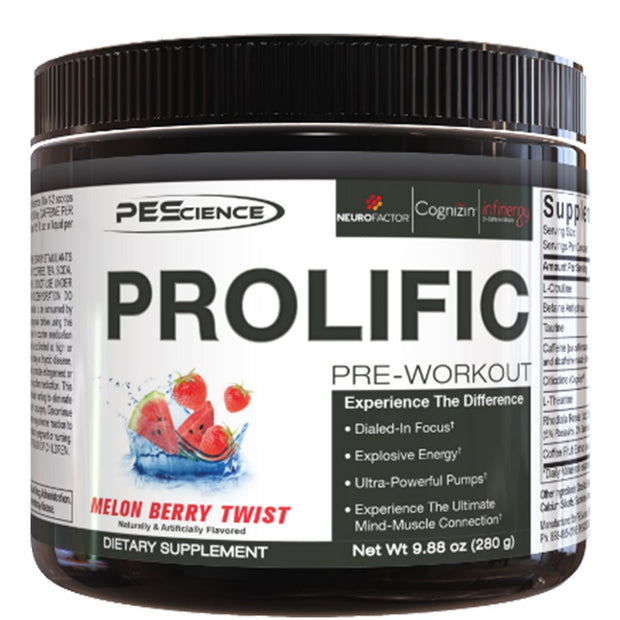 PEScience Prolific Melon Berry Twist