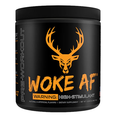 Bucked UP Supplements Woke AF Pre Workout Killer OJ