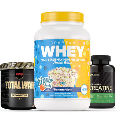 World War of the Gains Stack
