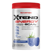Scivation Xtend Energy BCAA Blue Raspberry