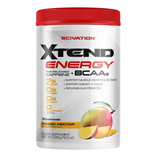 Scivation Xtend Energy BCAA Mango