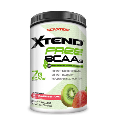 Scivation Xtend Free Aminos Strawberry Kiwi