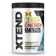Scivation Xtend BCAA KETO Energy Ultra Frost