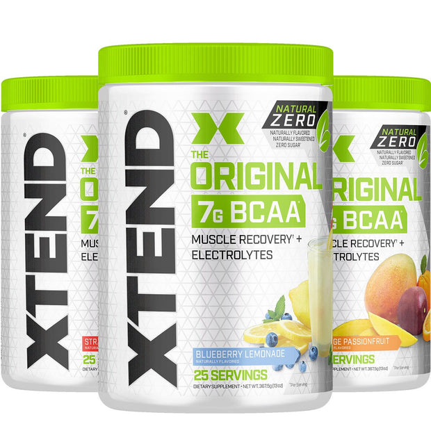 Scivation Xtend Original Natural Zero BCAA