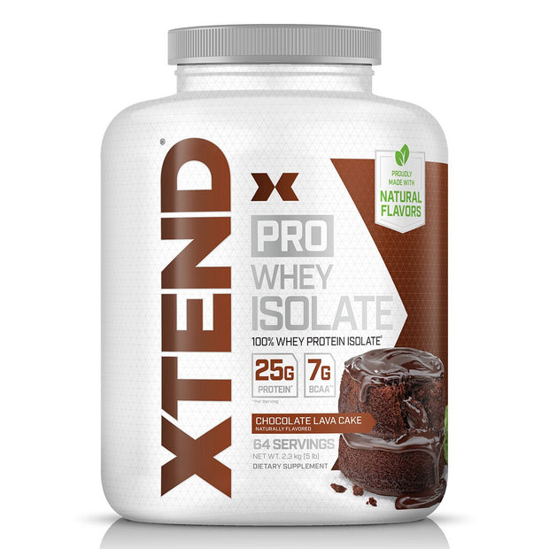 Scivation Xtend Pro Whey Isolate 100% Isolate Protein Chocolate Lava Cake