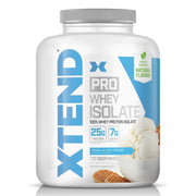 Scivation Xtend Pro Whey Isolate 100% Isolate Protein Vanilla Ice Cream