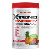 Scivation Xtend Energy BCAA Fruit Punch