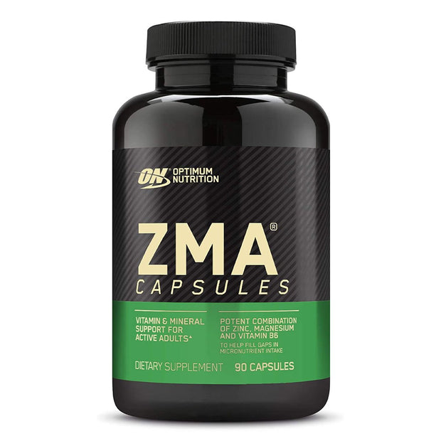 Optimum Nutrition ON ZMA Capsules 90 Count
