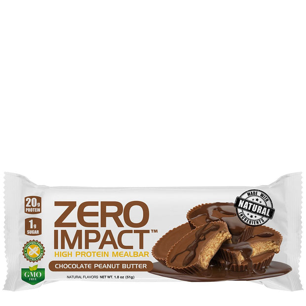 VPx Zero Impact Protein Bar Chocolate Peanut Butter Cup