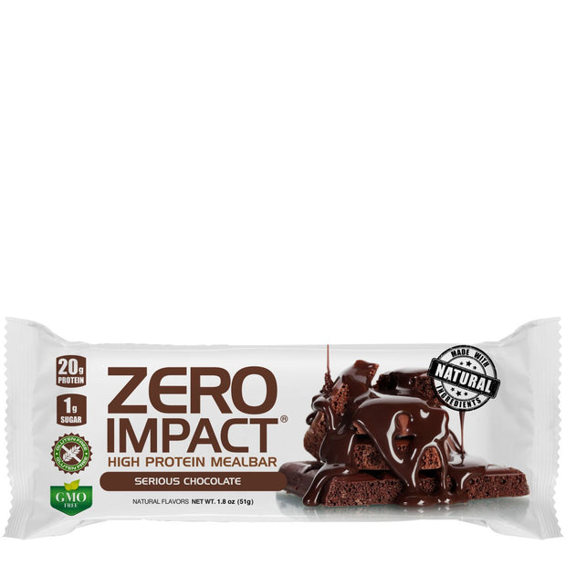 VPx Zero Impact Protein Bar Chocolate