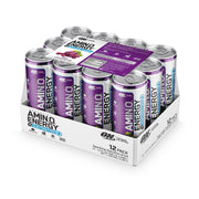 Optimum Nutrition Essential Amino Energy carbonated cans
