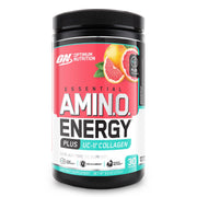 Optimum Nutrition Essential Amino Energy plus Collagen Grapefruit