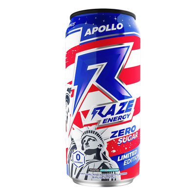 Raze Energy Drink Apollo