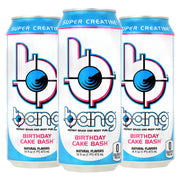 VPx BANG Energy Drink Birthday Cake Bash