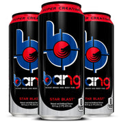 VPX BANG Energy Drink Star Blast