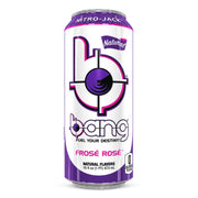 Natural Bang Energy Drink Frose Rose