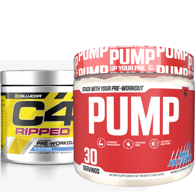 PUMP Up Your C4 Ripped