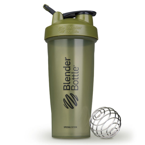 BlenderBottle Classic of the Month Army Green