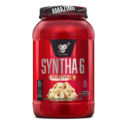 BSN Syntha 6 Cold Stone Protein Apple Pie A La Cold Stone