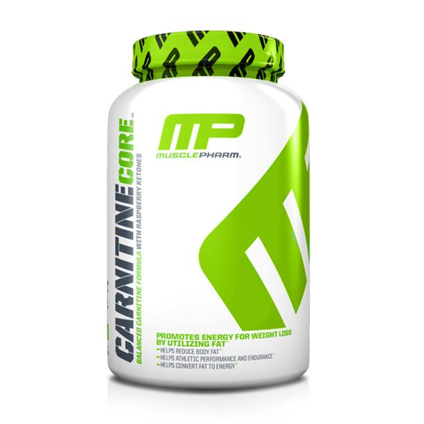 MusclePharm Carnitine Core Capsules