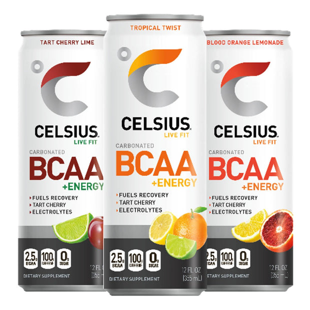 Celsius BCAA plus Energy