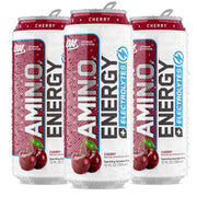 Optimum Nutrition Amino Energy Sparkling Carbonated Cherry
