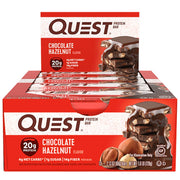 Quest Nutrition Protein Bar Chocolate Hazelnut