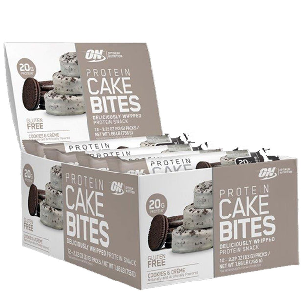 Optimum Nutrition Cake Bites Cookies and Cream