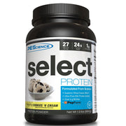 PeScience Select Protein Amazing Cookies and Cream 27 Servings