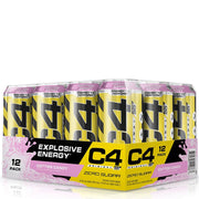 Cellucor C4 Energy Carbonated Cotton Candy