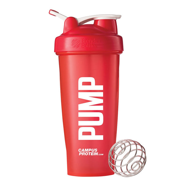 campus protein pump powder shaker bottle blender bottle