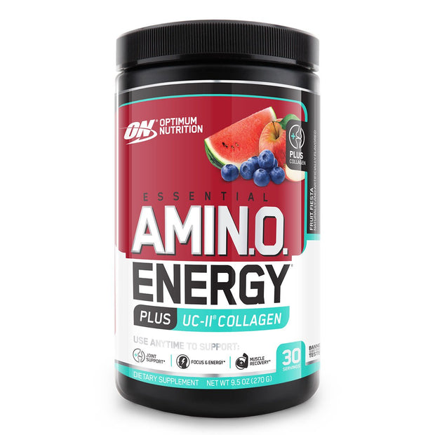 Optimum Nutrition Essential Amino Energy plus Collagen Fruit Fiesta