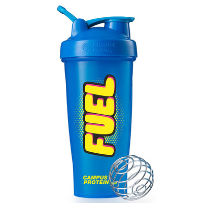 campus protein blender bottle fuel pre workout