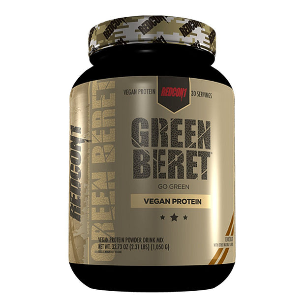 Redcon1 Green Beret Vegan Protein Chocolate