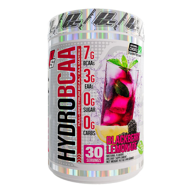 Pro Supps HydroBCAA Blackberry Lemonade