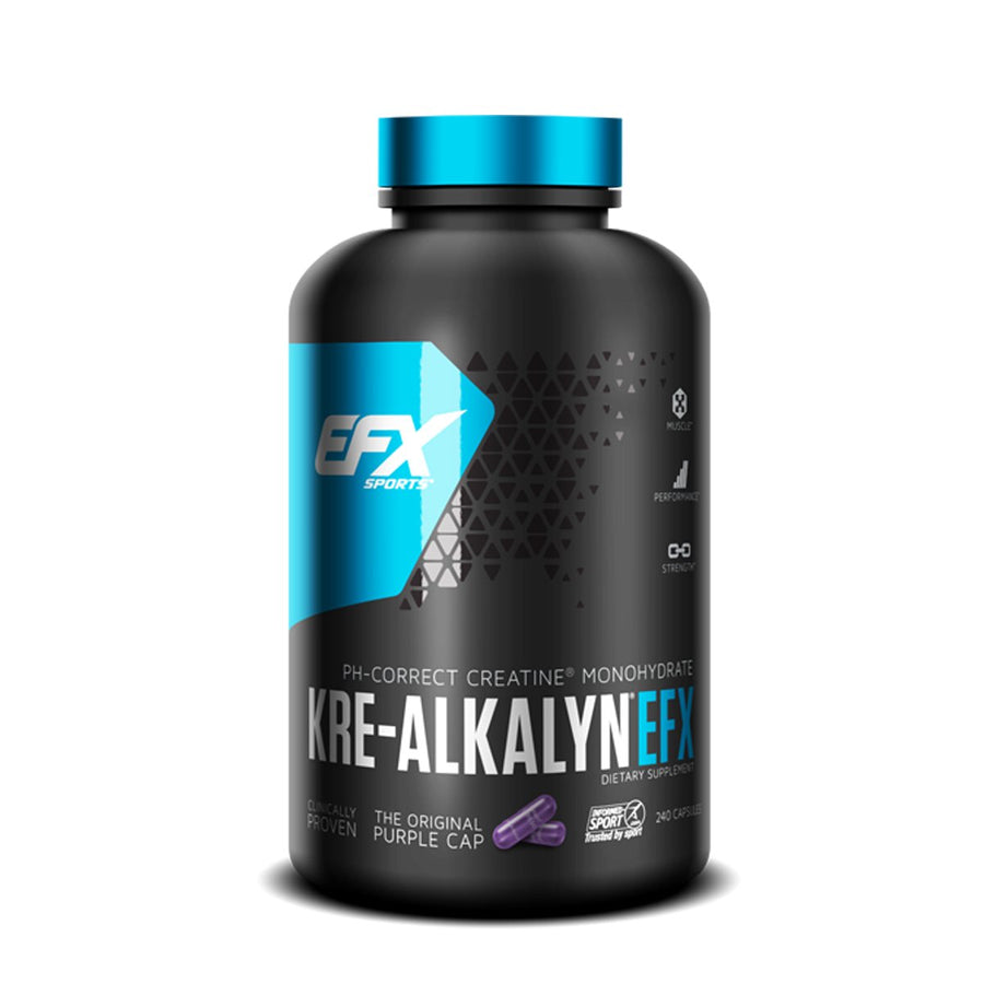 EFX Sports Kre-Alkalyn 120 Caps