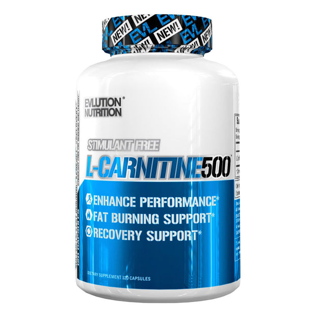 EVL Nutrition L Carnitine 500