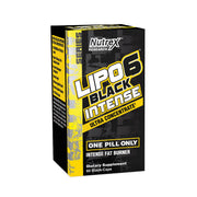 nutrex lipo 6 black intense ultra fit series
