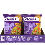 Quest Protein Chips Loaded Nacho