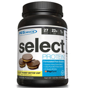 PeScience Select Protein Chocolate Peanut Butter Cup 27 Servings