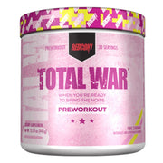 Redcon1 Total War Pre Workout Pink Lemonade
