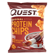 Quest Nutrition Protein Chips BBQ