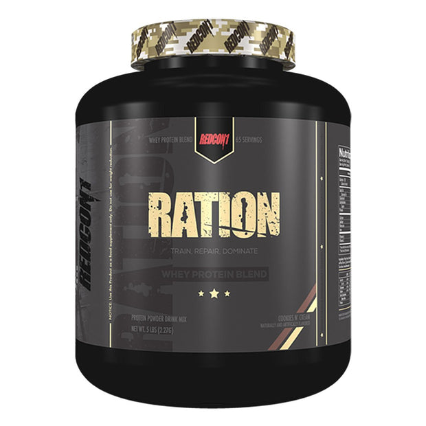Redcon1 Ration Whey Protein Cookies N Cream